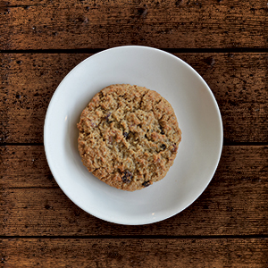 Oatmeal Raisin Pecan Cookie